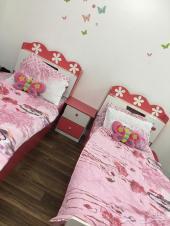غرفة نوم و غرفة نوم أطفال و2مكيفات وجلسة مجلس