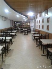 مطعم و مقهى جديد