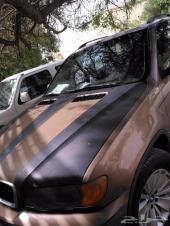 سيارة BMW X5 2001 بها مشكلة بالجير