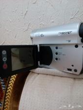 كاميرا سوني شبه جديده..للبيع