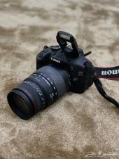 كاميرة كانون D600