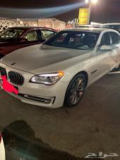 للبيع BMW خليجي 730فل كامل