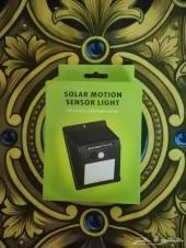 لمبات ليد بالطاقة الشمسية