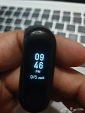 الساعه الذكية شاومي مي باند 3 بسعر حصري