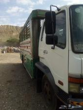 ميتسوبيشي شاحنه FH موديل 2007