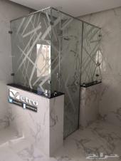 زجاج كبائن الدش الشاور و المرايا glass shower