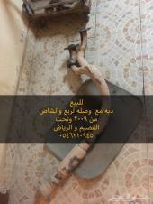 دبه مع وصله  ربع  والشاص