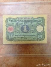 عملة ألمانيا حالة ممتازة عام 1920 للبيع