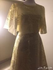 فستان لبناني Haute Couture By .Bilal Al Dana