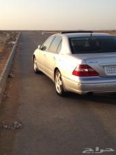 لبيع لكزس LS430 2005 سعودي وكاله