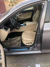 للتنازل سيارة Genesis G80 موديل 2017