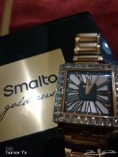 ساعة نسائية سويسرية سمالتو SMALTO