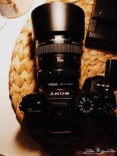 كاميرا سوني للبيع camera sony a7s ii 4K