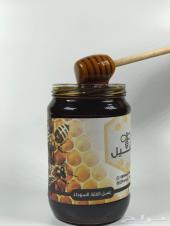عسل حبة بركة الكيو ب100 ريال فقط طبيعي ومضمون