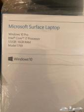 Microsoft Surface Laptop Core i7 16GB..