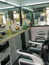 كرسي حلاق ومغسله للبيع
