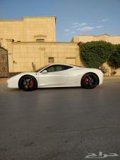 للبيع فيراري 458 ايطاليا