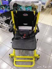 كرسي درج كهربائي لصعود ونزول السلم