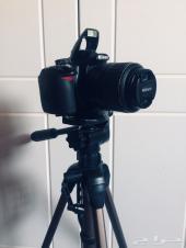كاميرا نيكون و طابعة صور