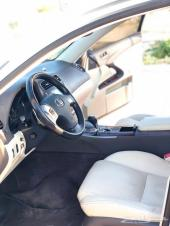 لكزس اي اس 2012.lexus IS250 AWD 2012