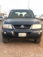 باجيرو 2005 للبيع