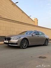 BMW 730 عداد 3500 فقط