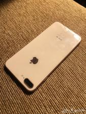 ايفون 8 بلس 256GB ضمان STC