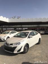 يارس 2018 سعودي محرك 1.5 cc أصفار بسعر 44 ألف