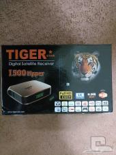 ريسيفر tiger i 500 الحديث مع اشتراكات حديثة