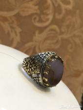 خاتم عقيق يمني