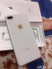 ايفون 8 بلس جديد