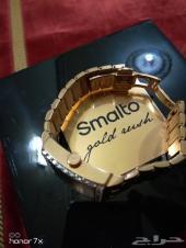 ساعة نسائية سويسرية ماركة سمالتو