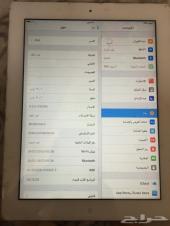 للبيع ايباد 2 iPad 2 Wi-Fi  3G  بشريحة