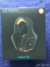 سماعات لوجيتيك قيمنق G231