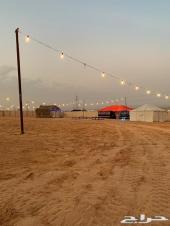 مخيم للبيع عاجل 15 الف
