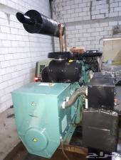 2 مولدكهرباء فولفو للبيع  239 كيلو وات للبيع