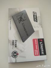 هارد SSD كينجستون 480 GB كمية محدودة متبقي7