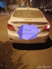 سيارة هواندي اكسنت 2011 الشكل الجديد
