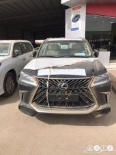 ليكزس ال اكس 570 سعودى 2019