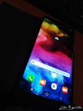 جالكسي نوت 9 للبيع جديد 512 جيجا لون ازرق