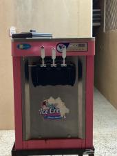 آلة آيس كريم