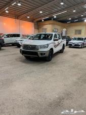 هايلوكس غمارتين GLX جمرك سعودى 2019