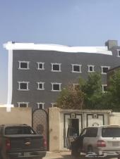 مبنى جديد للأجار بالكامل