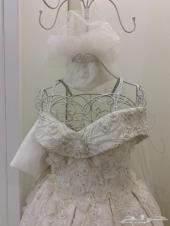 فستان عروس للايجار