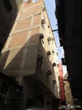 عمارة للبيع بحي الحجون قريبه من الحرم المكي