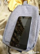 ايفون 6 رمادي للبيع