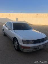 لكزس 97 سعودي LS400