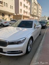 BMW 2016 730 سعودي