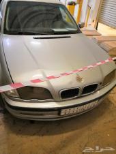 BMW 323 موديل 2000 تشليح