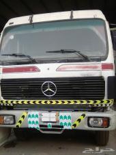 شاحنة مرسيدس قلاب للبيع